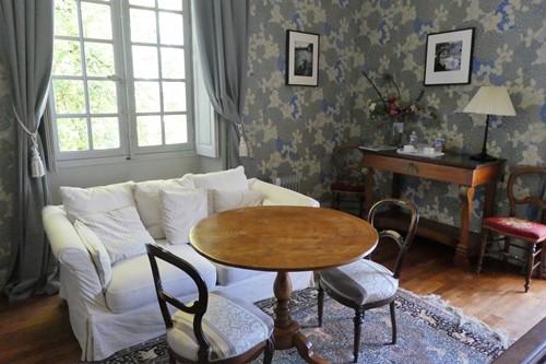Coco Chanel's room