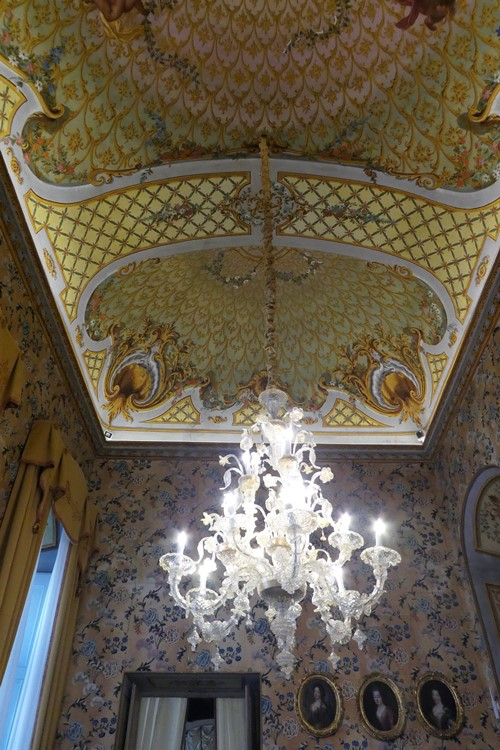 Exquisite ceilings
