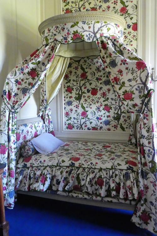 Historic bedrooms