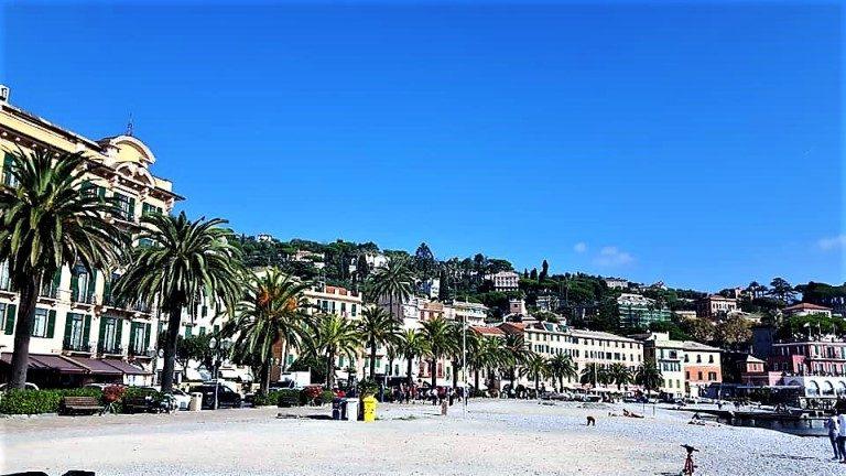 In Santa Margherita Ligure. (2)