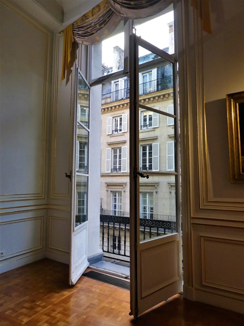 Parisian Apartment Doors