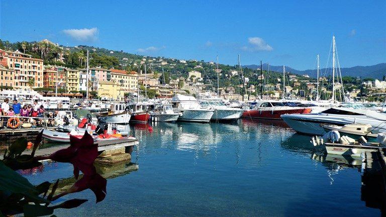 Santa Margheriata harbour