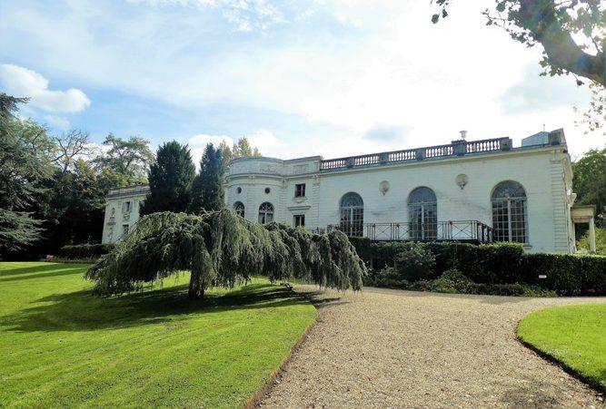 main picture Chateau de la Petite Malmaison